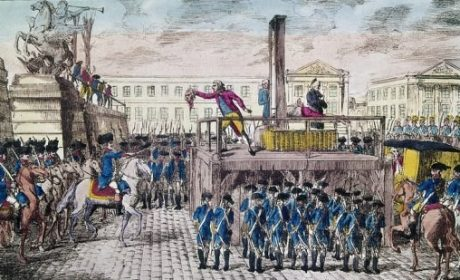 21 janvier 1793 : Assassinat de Louis XVI par les forces de la sanglante révolution jacobine