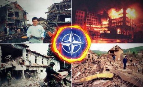 24 mars 1999 : Campagne de terreur de l'OTAN sur la Serbie