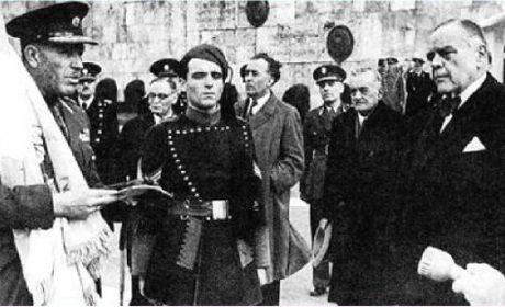 7 avril 1943 : Ioánnis Rállis prend la tête de l'État Hellénique