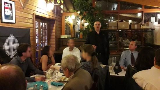 Toulouse : compte-rendu du IVe « cassoulet nationaliste » du 20 avril 2018 !
