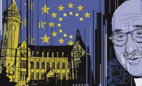 Aux origines de la construction européenne : Jean Monnet, mondialisme et sociétés discrètes