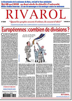 Européennes : combien de divisions ?  