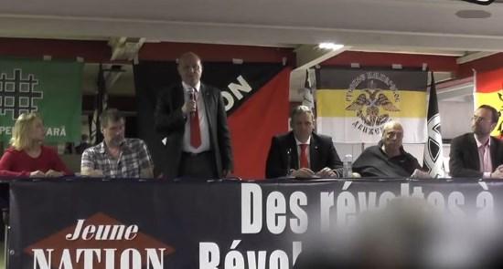 Interventions russe, belge et grecque au Forum de l'Europe du 12 mai 2018 à Paris (vidéo)