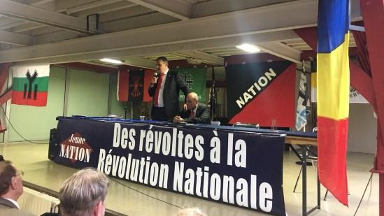 Allocution d'Yvan Benedetti au IVe Forum de l'Europe le 12 mai 2018 à Paris (vidéo)