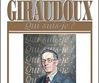 Nouveauté : «Qui suis-je?» Giraudoux – Jacqueline Blancart-Cassou