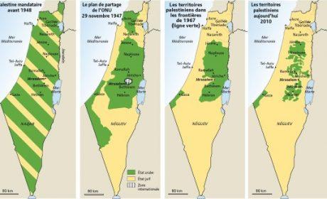 Histoire de l'invasion sioniste de la Palestine (vidéo)