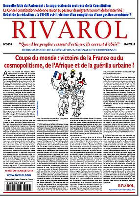 Coupe du monde : victoire de la France ou du cosmopolitisme, de l'Afrique et de la guérilla urbaine ?