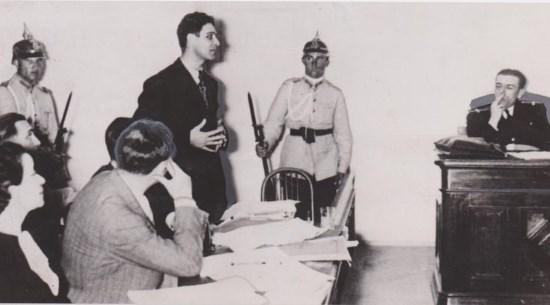 27 mai 1938 : la forfaiture contre Codreanu, condamné pour trahison
