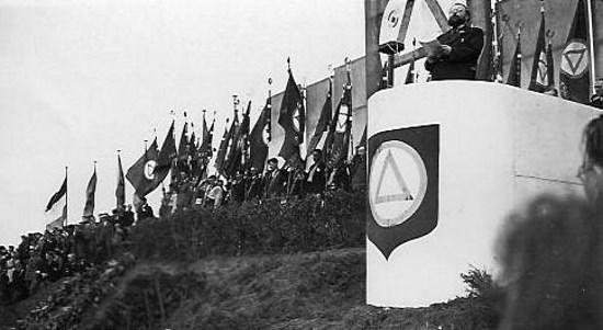 8 octobre 1935 : création du Vlaams Nationaal Verbond