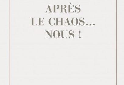 Nouveauté : Après le chaos… Nous ! – Dr Joseph Goebbels