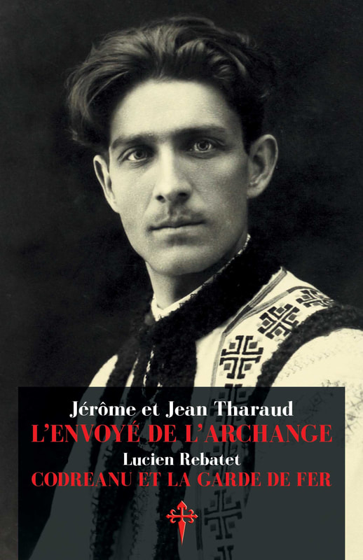 Nouveauté : L'Envoyé de l'Archange – Jérôme et Jean Tharaud