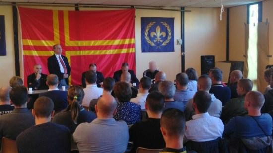 Succès de la journée de rencontre nationaliste en Normandie