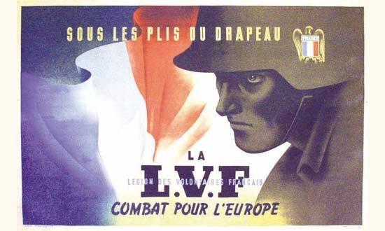 1er décembre 1941: 1er combat de la LVF