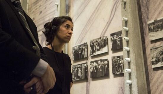 Nadia Murad, prix Nobel de la paix… dans l'oubli du peuple palestinien !