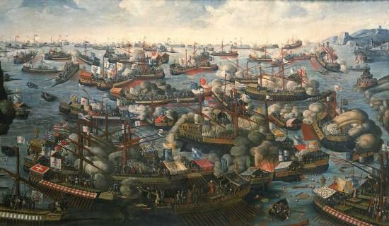 7 octobre 1571 : La flotte ottomane est détruite à Lépante