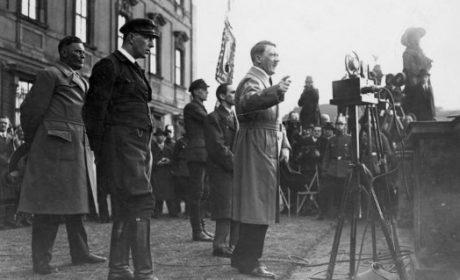 Le «Discours Souche» de la campagne électorale d'Adolf Hitler en 1932