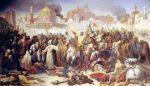 15 juillet 1099 : la chevalerie croisée libère Hiérosolyme (Jérusalem)!