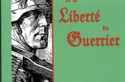 Nouveauté : De la Liberté du Guerrier – Kurt Eggers