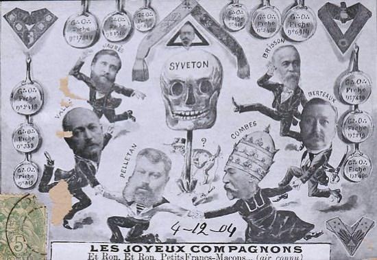 28 octobre 1904 : début de l'affaire des «fiches»