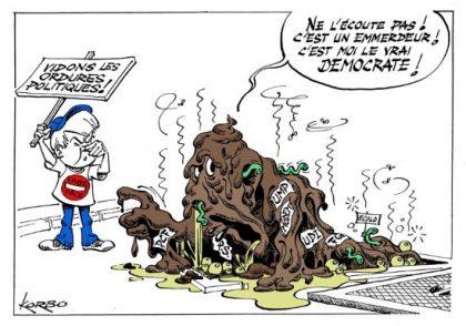 Trier les ordures : un devoir politique !