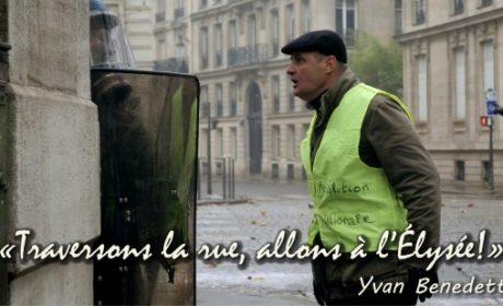 La France au bord d'une révolution nécessaire pour 40 % des Français !