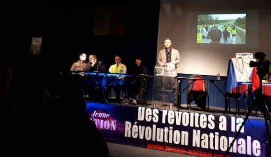 Gilets jaunes, la révolution qui vient ! Vidéo des interventions du 19 janvier 2019 (partie 1)