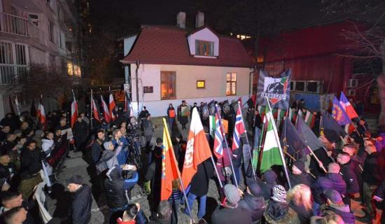 Chronique de la délégation nationaliste française dans les Balkans – Jour 6 (photos)