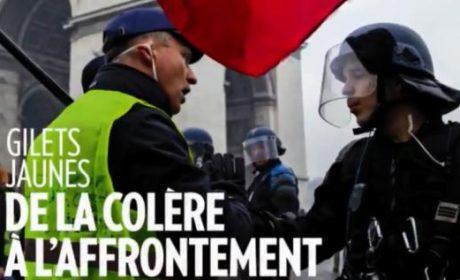 Hervé Ryssen – Gilets jaunes – Acte 17 – J'accuse la France insoumise (vidéo)