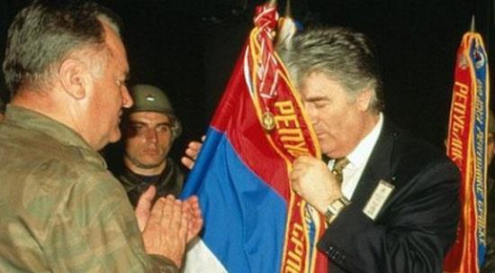 24 mars 2016: le prétendu Tribunal pénal international condamne Radovan Karadzic à 40 ans de prison pour génocide
