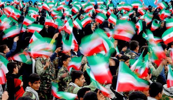 Iran: 40e anniversaire de la Révolution (diaporama photos)