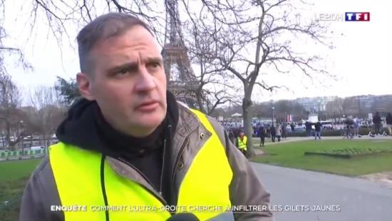 Enquête «Comment l'ultra-droite cherche à infiltrer les Gilets Jaunes» – Les Nationalistes (vidéo)