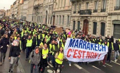 Analyse du pacte de Marrakech : l'invasion migratoire sans limite !