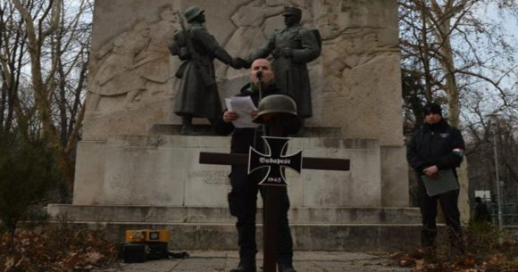 Le jour de l'honneur à Budapest – Reportage Nordfront (vidéo)