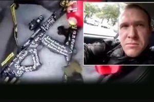 Christchurch – Christiania – Tarrant – Breivik