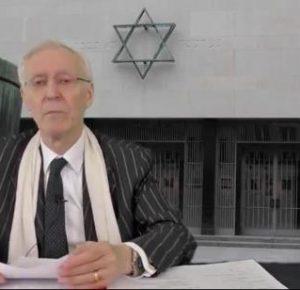 Henry de Lesquen - Mon stage au mémorial de la Choah (vidéo)