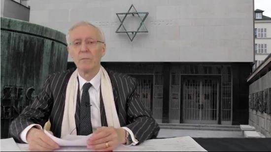 Henry de Lesquen – Mon stage au mémorial de la Choah (vidéo)