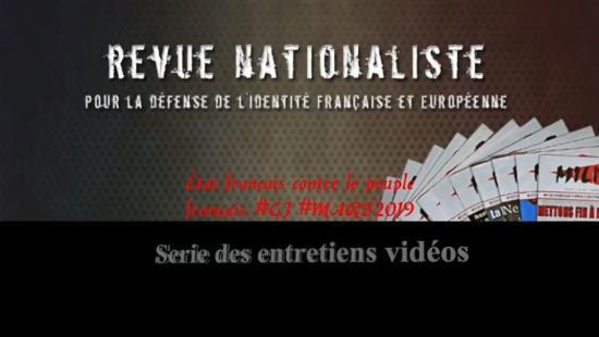 Militant – L'État français contre le peuple français – Mars 2019 (vidéo)