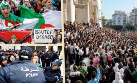L'Algérie en proie à une « révolution colorée » ?