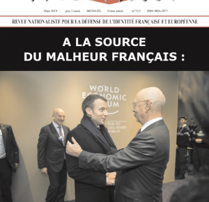 Un mal français: sa pseudo élite