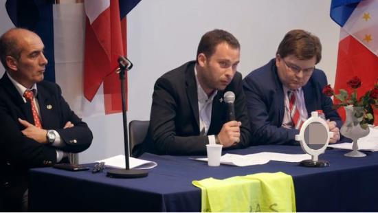 Intervention de Clément Gautier au XXIe Forum de la Nation (vidéo)