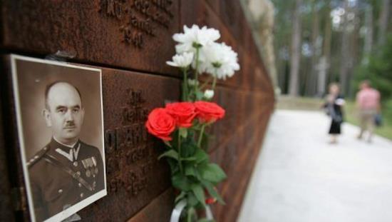 Le massacre de Katyn par les Soviétiques (1940-1943) (audio)