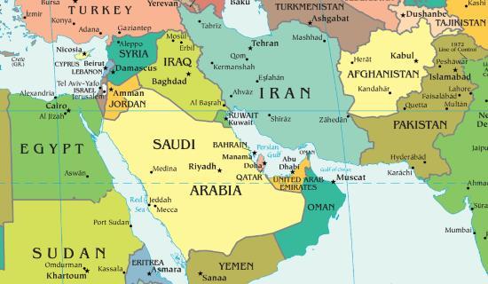 Comprendre la mosaïque du Proche-Orient