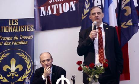 Yvan Benedetti – Carnet de lutte – XXIe Forum de la Nation (vidéo)
