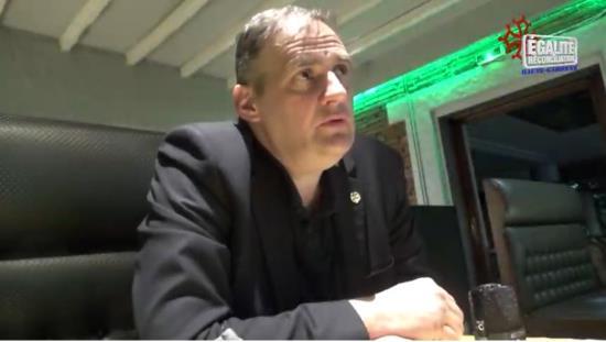 Entrevue d'Yvan Benedetti pour Égalité et Réconciliation Midi-Pyrénées (vidéo)