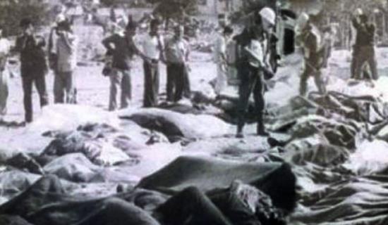 14 mai 1948 : Proclamation d'indépendance de l'État juif après une longue campagne de terrorisme