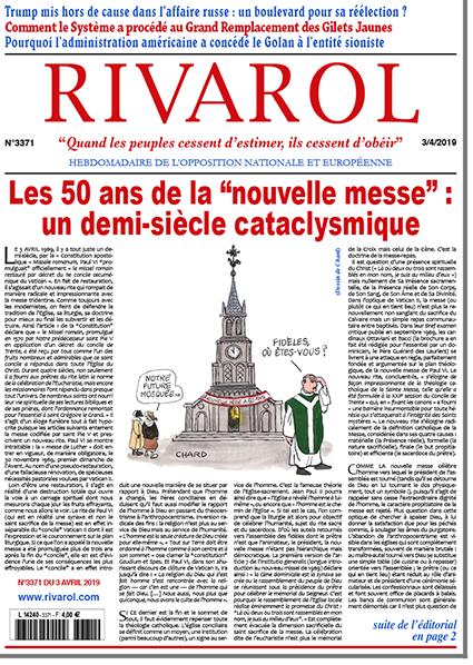 """Les 50 ans de la """"nouvelle messe"""": un demi-siècle cataclysmique"""