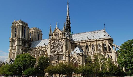Notre-Dame de Paris: le sens du gothique parisien
