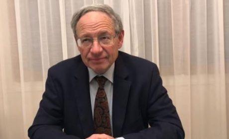 Discours d'entrée d'André Gandillon au pot des Amis de Rivarol 2019 (vidéo)