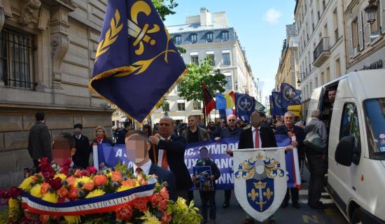 L'hommage nationaliste à Jeanne 2019 vu par LDC News Agency (vidéo)