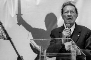 Le but de l'action politique - Entrevue de Pierre Sidos et Jean Ribailler - 1984 (vidéo)